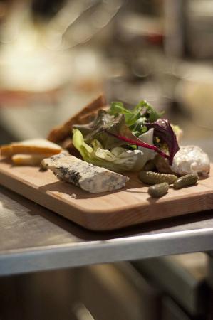 RUIS food&drinks: Cheese platter