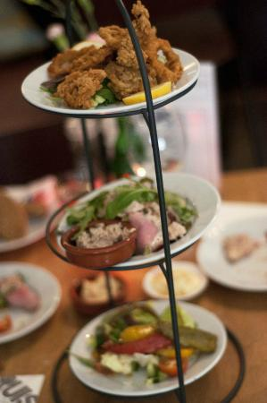 RUIS food&drinks: Starters to share