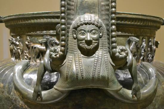 Trésor de Vix - Musée du Pays Chatillonnais