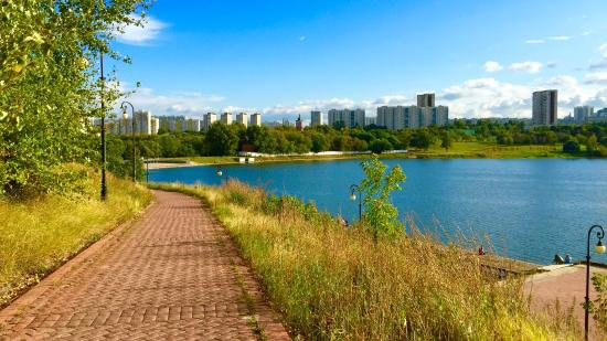 Borisov Pond