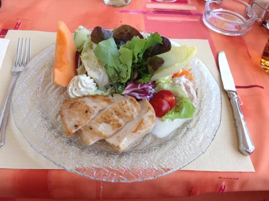 Hotel Alpenland Lauenen: Fitnessteller