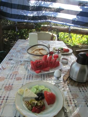 Antik Apart Hotel: Kahvaltı