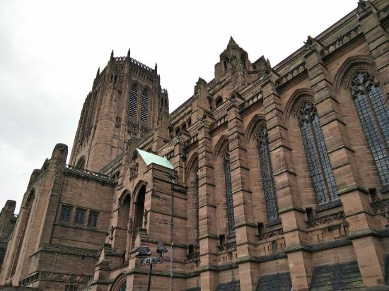 Liverpool Cathedral: Magnificent