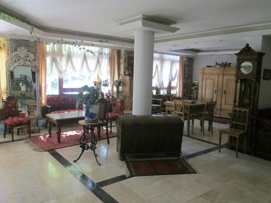 Antik Apart Hotel: Lobi