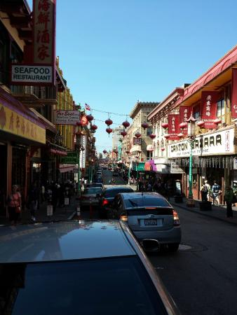 Chinatown: Shops, left and right
