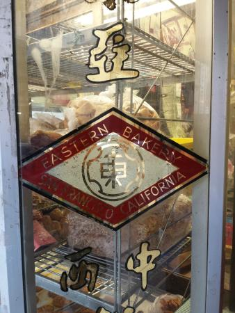 Chinatown: Historic bakery
