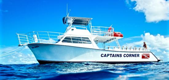 Captain's Corner Dive Center