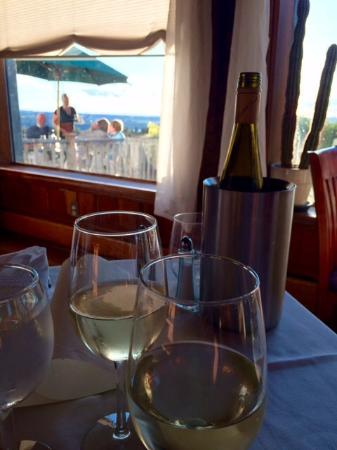 Skaneateles, estado de Nueva York: Wine and a views