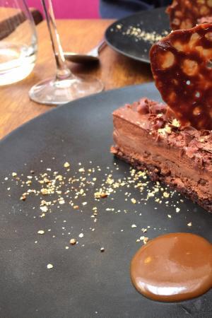 Gourmandises : Dessert Tout chocolat....