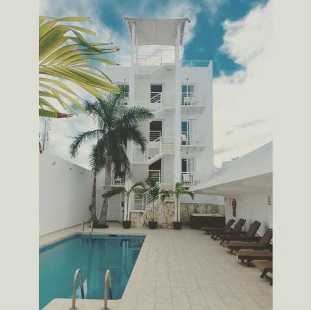 Terracaribe Hotel: el hotel muy bonito