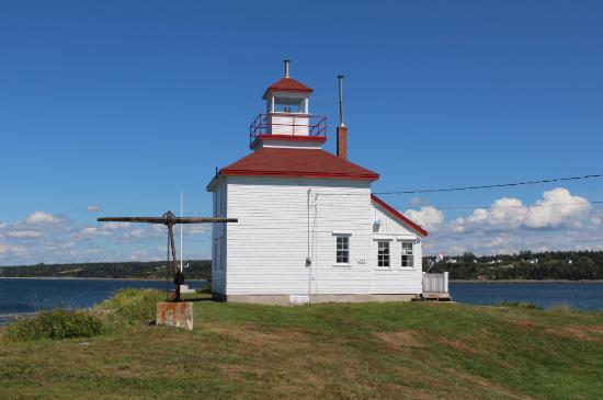 The Gilberts Cove Lighthouse
