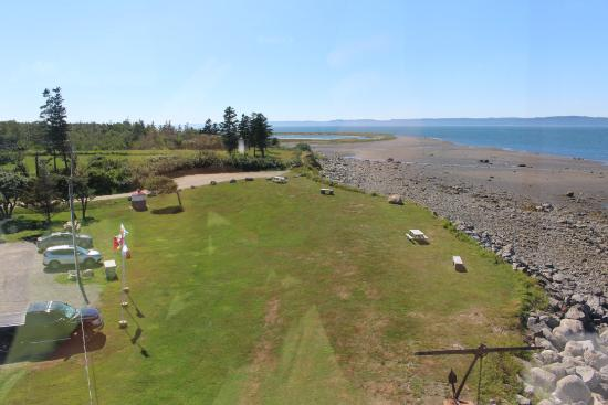 Gilberts Cove, Canadá: View from the lighthouse
