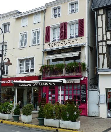 Restaurant A Chalons En Champagne