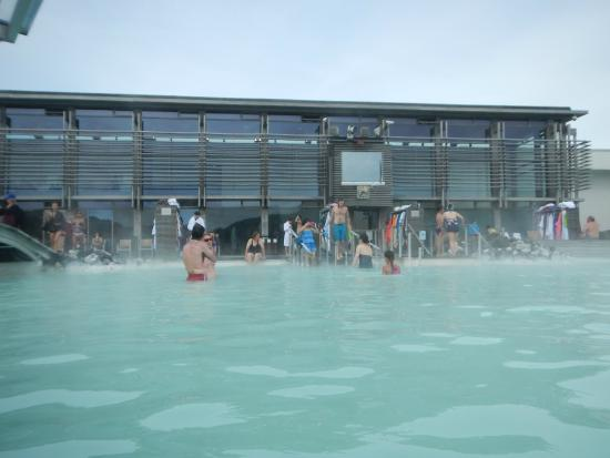 Volcano Tours: The Blue Lagoon.