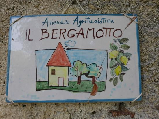 Agriturismo Il Bergamotto: A graphic demonstration of what Il Bergamotto is all about!