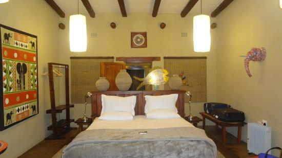 Dar Amane Guest Lodge: The room