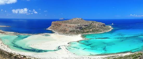 Balos Lagoon: Balls Beach Chania Greece