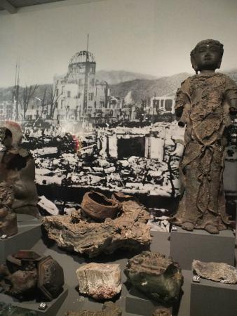 Des grues pour Sadako Sasaki - Picture of Hiroshima National Peace Memorial H...