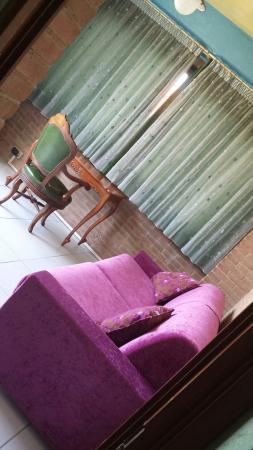 Residence Criro: Residence e spiaggia