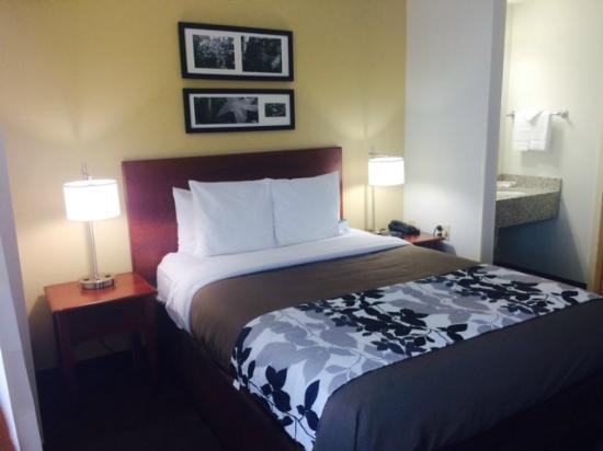 Sleep Inn: Queen Bed