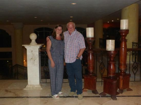 Secrets Capri Riviera Cancun: Lobby