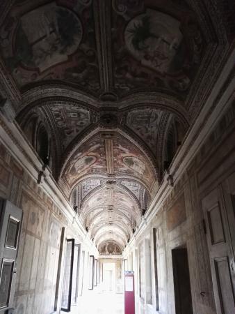 Camera degli sposi picture of palazzo ducale mantova for Mantova palazzo ducale camera degli sposi