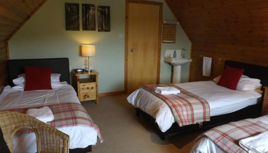 Carn Mhor Bed and Breakfast: Room 5