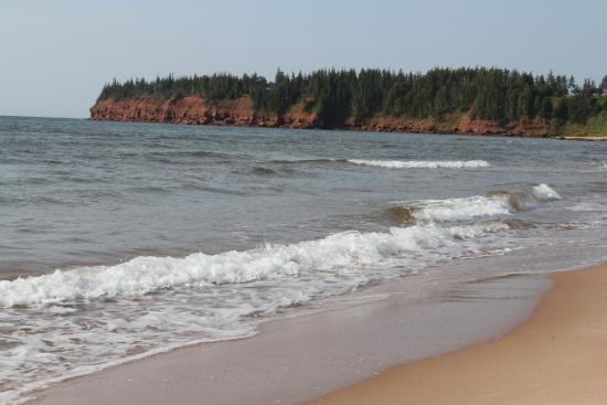 PEI  Photography Tours: Beach/Cliff
