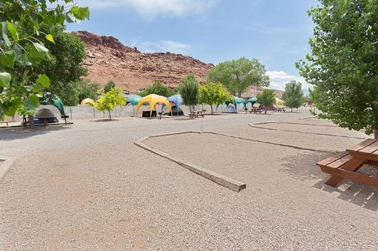 Moab Valley RV Resort & Campground: Grounds