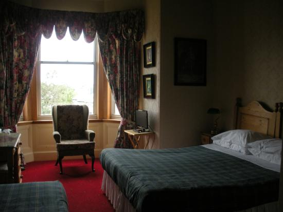 Rosehall Hotel : Our room