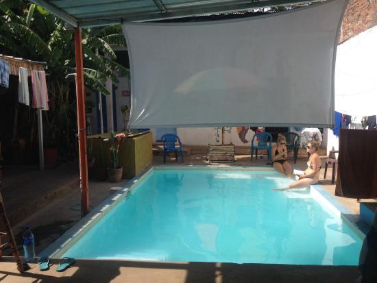 Backyard Hostel
