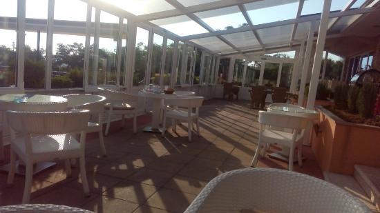 Motel Majna: Part of lovely dining area