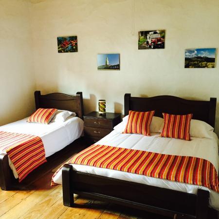 Ciudad de Segorbe Hostel Salento: Habitacion Cuadruple