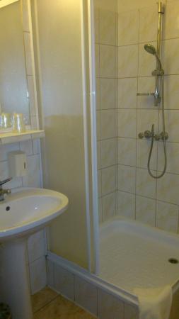 Hotel Relaks: Ванная в номере