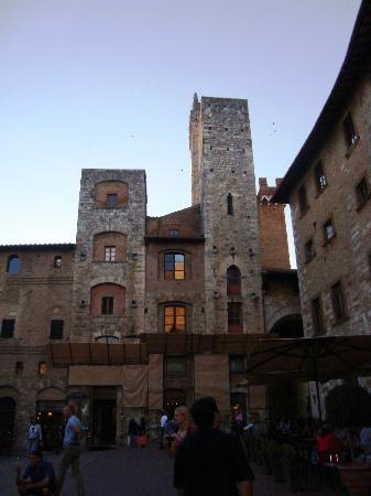 Historic Centre of San Gimignano: San Gimignano  152