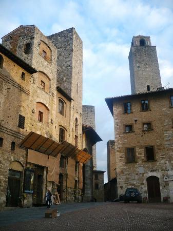 Historic Centre of San Gimignano: San Gimignano  182
