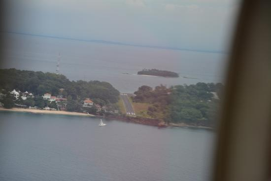The Runway From The Plane Picture Of Hibiscus House Bed