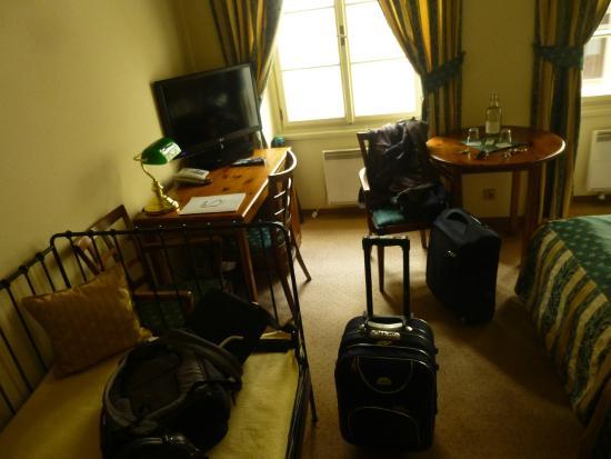 Hotel u Schnellu: Room