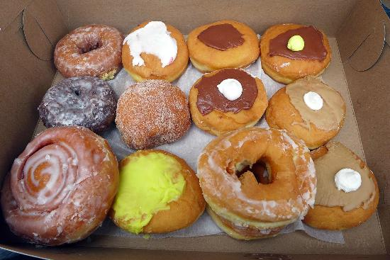 Becker's Donuts and Bakery: Donuts!