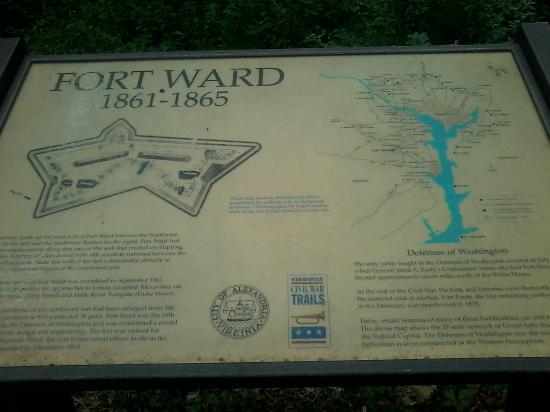 Fort Ward Museum and Park: Парк