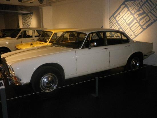 Coventry, UK: Jaguar 1960