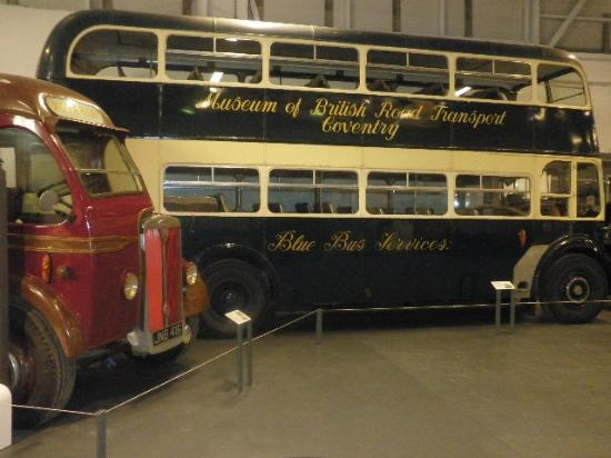 Coventry, UK: Bus '50