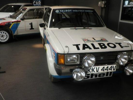 Coventry, UK: Talbot Sport car