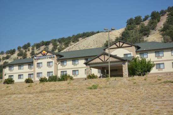 Comfort Inn Vail Valley: Facciata