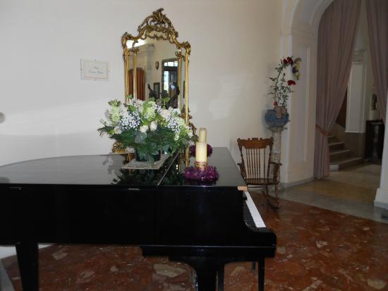 Albergo Santa Teresa : la hall