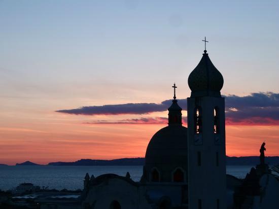 Albergo Santa Teresa : panorama