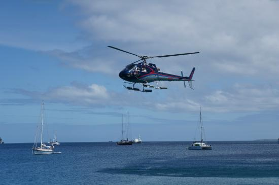 The Harbour  Picture Of Vanuatu Helicopters Port Vila  TripAdvisor