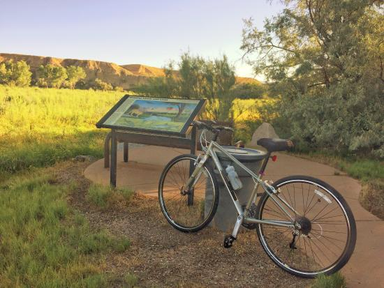 Grand Junction, CO: Walking or Cycling you will love the Riverfront Trail