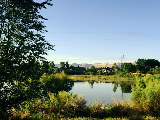 Grand Junction, CO: Views along the Riverfront Trail