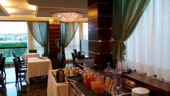 Brembate, Italie : Sala ristorante